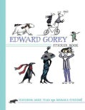 Edward Gorey Sticker Book (Paperback)