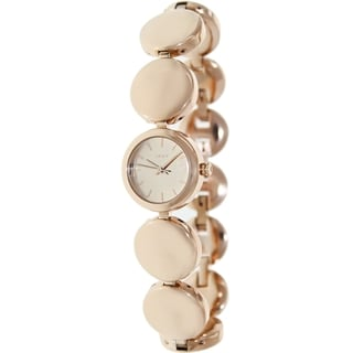 DKNY Women's NY8868 Rose Gold Stainless Steel Quartz Watch