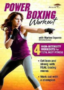 Power Boxing Workout (DVD)
