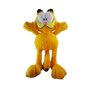 MultiPet Garfield Squeak Dog Toy
