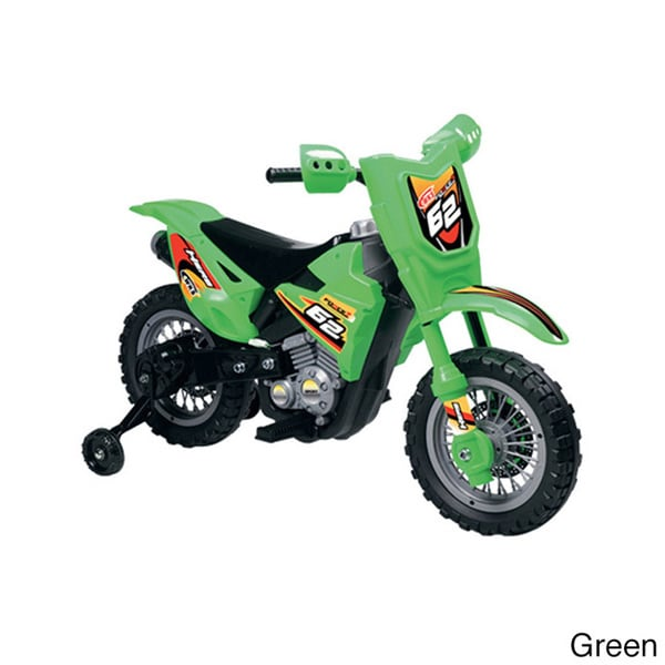 Vroom Rider VR098 Battery Operated 6V Dirt Bike