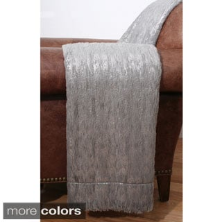 Desiree Metallic 50 x 60-inchThrow