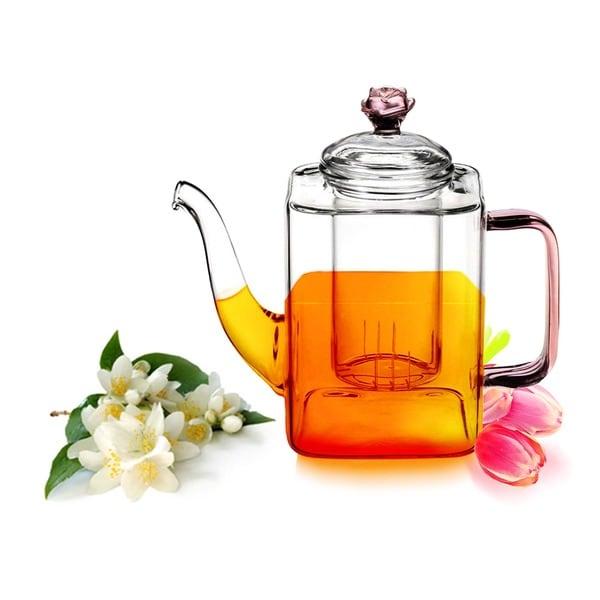 Tea Beyond Romeo Jasmine Whole Leaf Green Tea Set