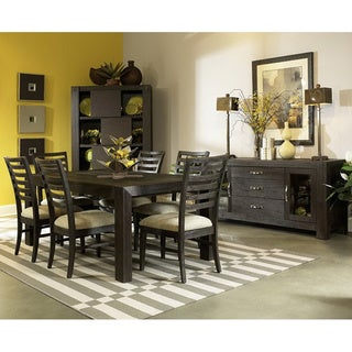 Java Complete 9-piece Dining Set