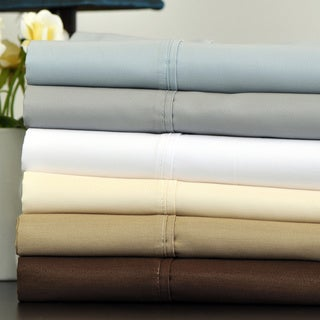 700 Thread Count Cotton Blend Sheet Set