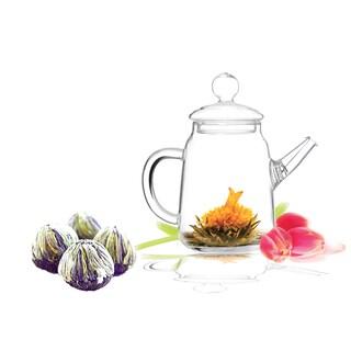 Tea Beyond Fab Flowering Tea Set