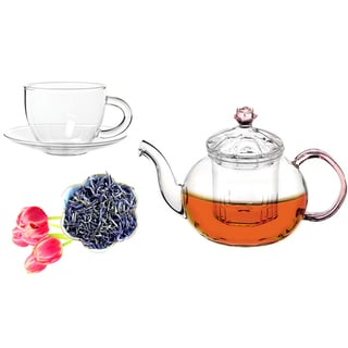 Tea Beyond Jasmine Juliet/ Cup Set