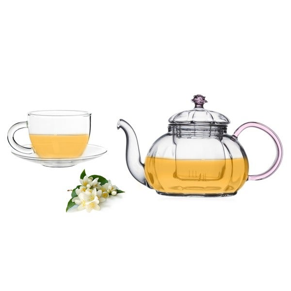 Tea Beyond Jasmine Juliet/ Cup Set