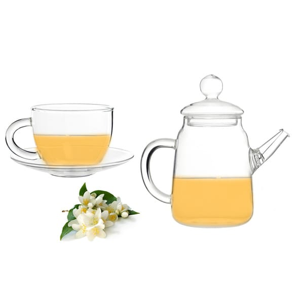 Tea Beyond Jasmine DUO Tea/ Cup Set 11843115