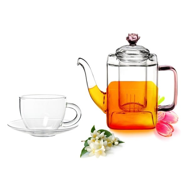 Tea Beyond Jasmine Romeo with Cup Set