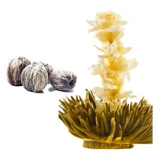Exclusive Tea Beyond Premium Blooming Tea Jasmine (8 Blooms)