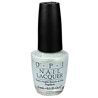 OPI 'I Vant to be A-Lone Star' Blue Nail Polish