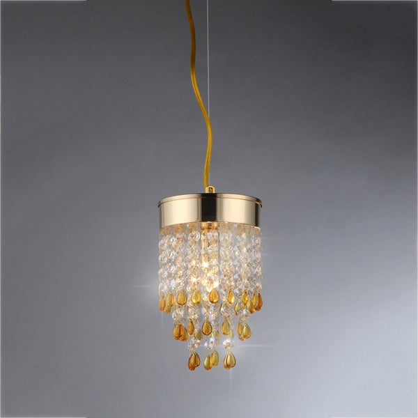 Deb Crystal Chandelier