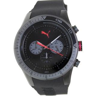 s fast track pu102821003 black rubber analog