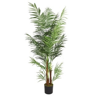 Laura Ashley 76-inch Areca Palm Tree