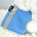 Wacky Paws Air Mesh Pet Harness (Light Blue)
