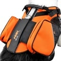 Wacky Paws Sport Pet Travel Harness (Orange)