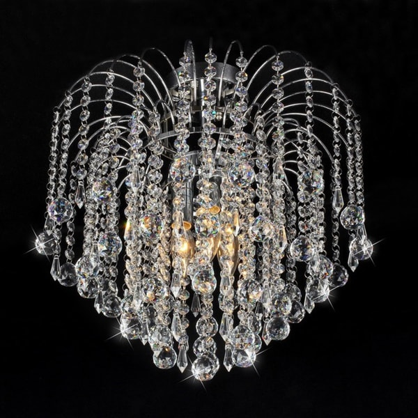 Crystal Chandelier Youtube: Mary Crystal Chandelier