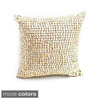 Mother-of-Pearl Collection Down Filled Decorative Pillow