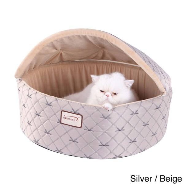 Armarkat 21-inch Cat Bed