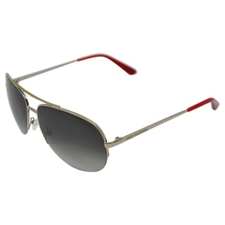 Juicy Couture Women's 'Platinum/S 06LB' Shiny Ruthenium Fashion Sunglasses
