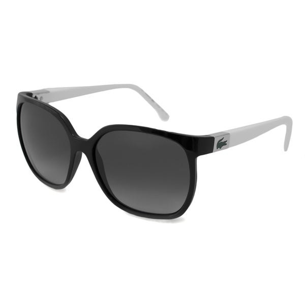 Italian Lacoste Women's L508S Rectangular Sunglasses
