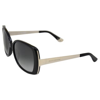 Juicy Couture Women's 'Juicy 521/S 0807' Black Sunglasses