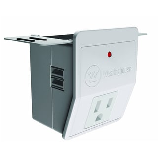 Westinghouse T91001 Outlet Valet Portable Charging Station