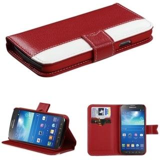 BasAcc MyJacket Wallet Case for Samsung i537 Galaxy S4 Active