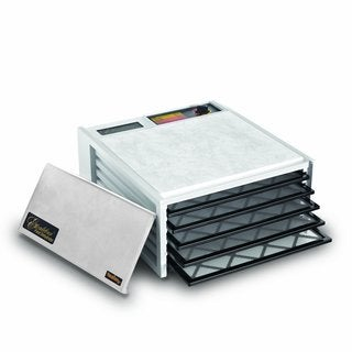 Excalibur Dehydrator 5-Tray Deluxe Counter Size Food Dehydrator
