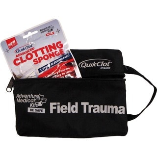 Tactical Field Trauma Kit with QuickClot