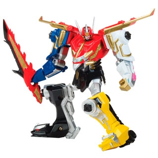 Bandai Power Rangers Gosei Great Megazord Figure