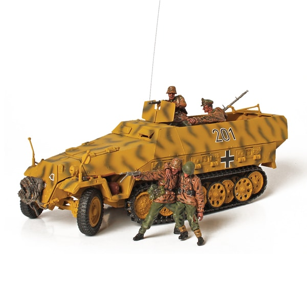 Forces of Valor Die Cast German Hanomag