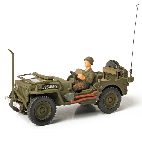 Forces of Valor Die Cast US General Purpose Vehicle