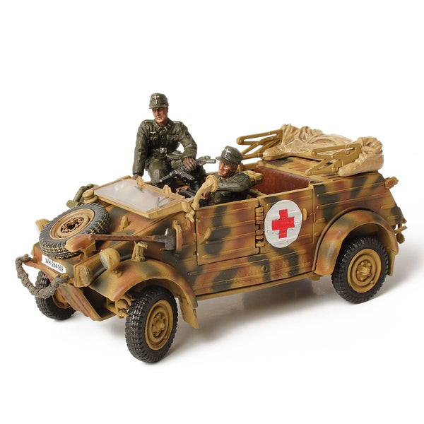 Forces of Valor Die Cast German Kubelwagen Type 82