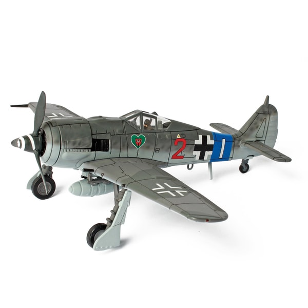 Forces of Valor Die Cast German FW 190A-8