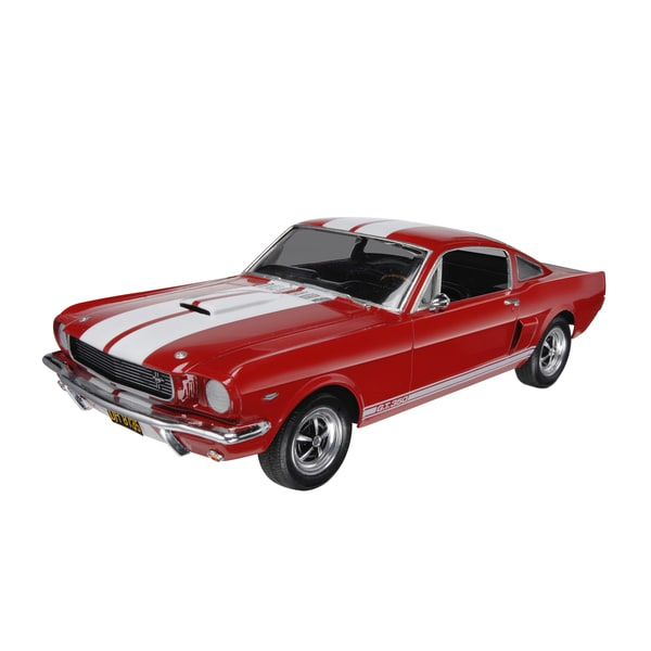 Revell 1966 Ford Shelby Mustang GT350 Plastic Model Kit