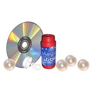 Fantasma Multiplying Bubbles Magic Set with DVD