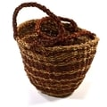 Handwoven Wave Basket (Bangladesh)
