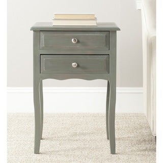 Lori Blue/ Grey Accent Table