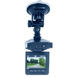 Stalwart Security Car Dash Camcorder Video Camera