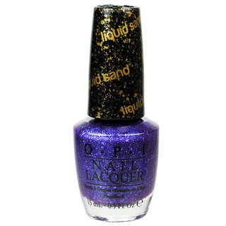 OPI 'Cant Let Go' Purple Glitter Nail Polish