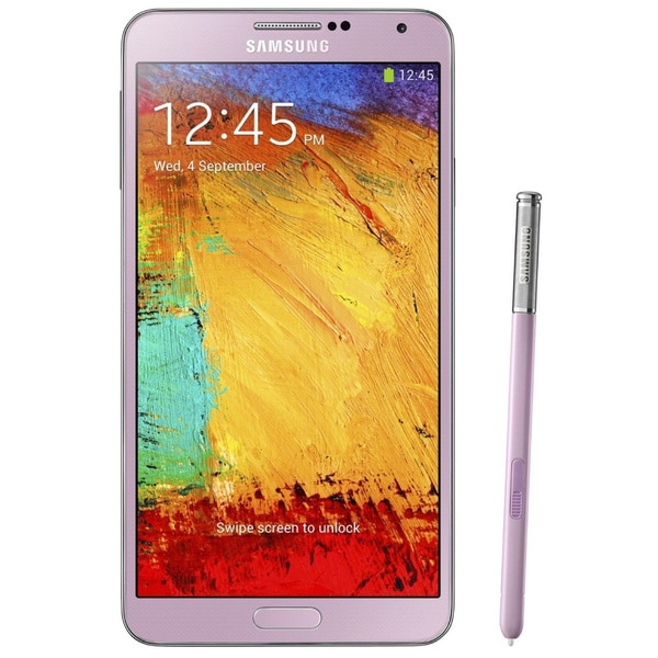 Samsung Galaxy Note 3 N9000 32GB GSM Unlocked Android Phone