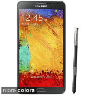 Samsung Galaxy Note 3 32GB GSM Unlocked Android Phone