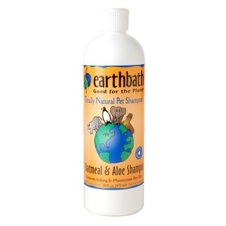 Earthbath Oatmeal/ Aloe Pet Shampoo