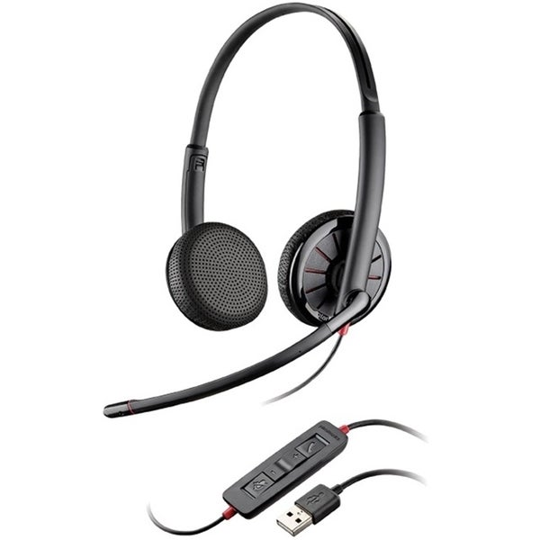 Plantronics Blackwire C325-M Headset