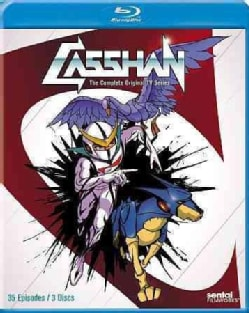 Casshan: Complete Collection (Blu-ray Disc)