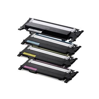Samsung CLP-365 BCYM Set Compatible Laser Toner Cartridge