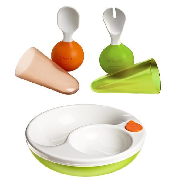 Lansinoh mOmma Developmental Meal Set