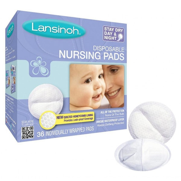 Lasinoh Disposable Nursing Pads (36 Count)